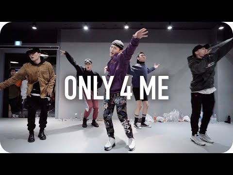 Only 4 Me - Chris Brown ft. Ty Dolla $ign, Verse Simmonds/ Junsun Yoo Choreography