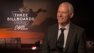 Martin McDonagh talks Three Billboards Outside Ebbing, Missouri
