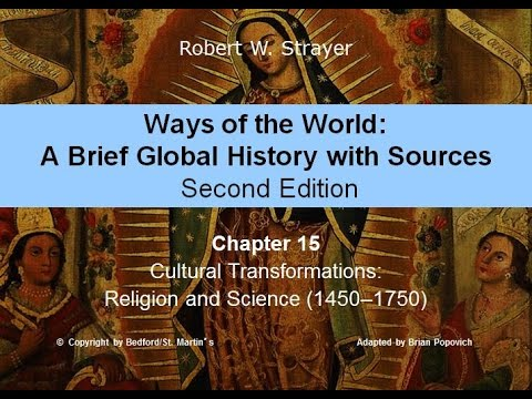Chapter 15: Cultural Transformations