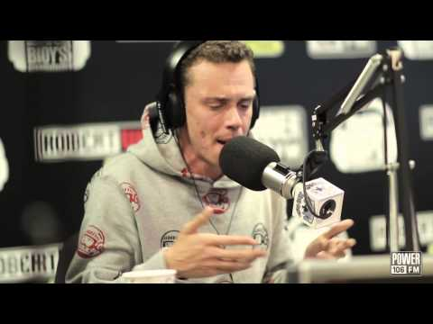 Logic Freestyles Over Classic Hip Hop Beats