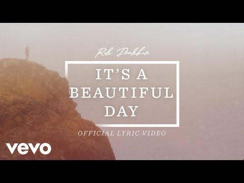 Rob Drabkin - It's A Beautiful Day (Lyric Video)