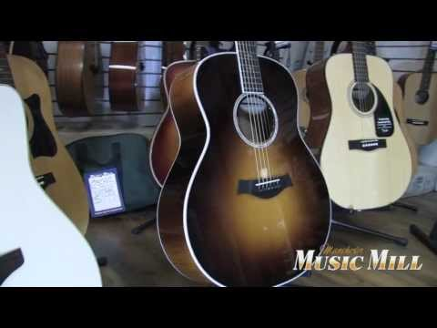 Manchester Music Mill - Taylor 618e Grand Orchestra Acoustic Guitar