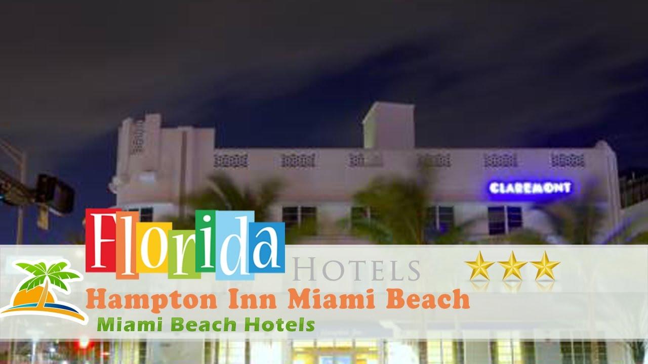 Hampton Inn Miami Beach Hotels Florida