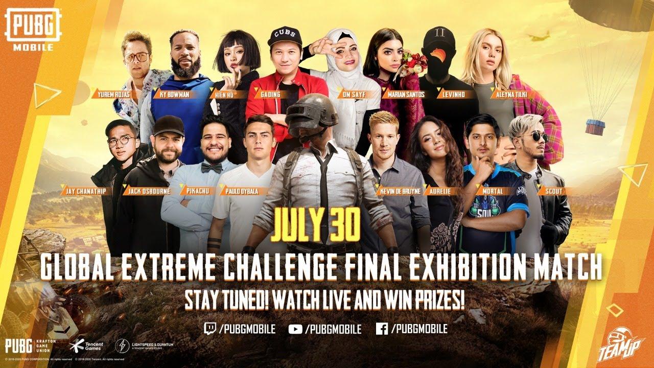 【EN】GLOBAL EXTREME CHALLENGE - Celebrity Final Showdown