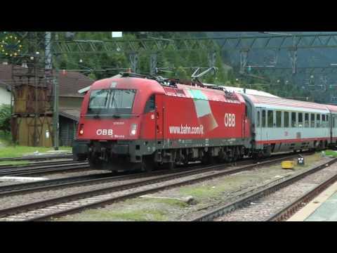 Euro Rails 195 - Treinen in de Alpenregio deel 9