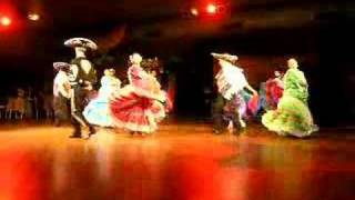 mexican hat dance done by the latino community in western australia