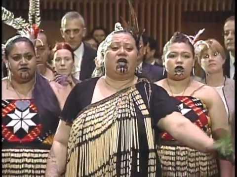 Maori Powhiri