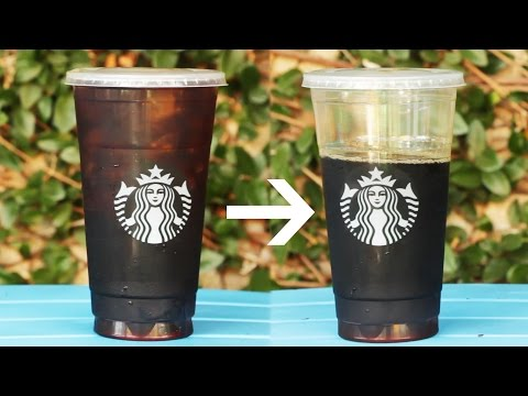 Is Iced Coffee A Rip-Off?