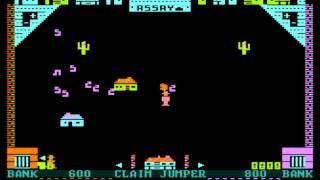 Claim Jumper for the Atari 8-bit family