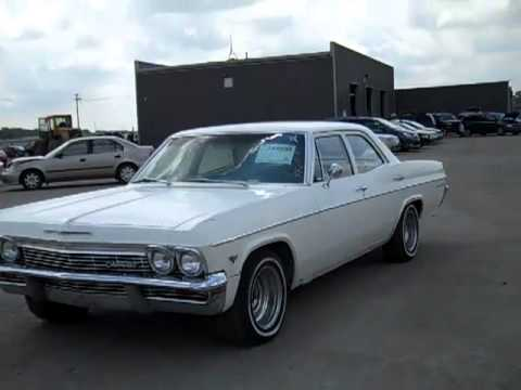 Belair Auto Auction >> SDA #744608 1965 Chevy Belair - YouTube