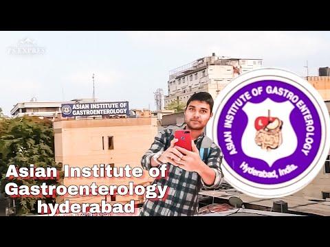 Asian Institute of Gastroenterology hyderabad / Asian Gastroenterology hyderabad... Manna Malakar