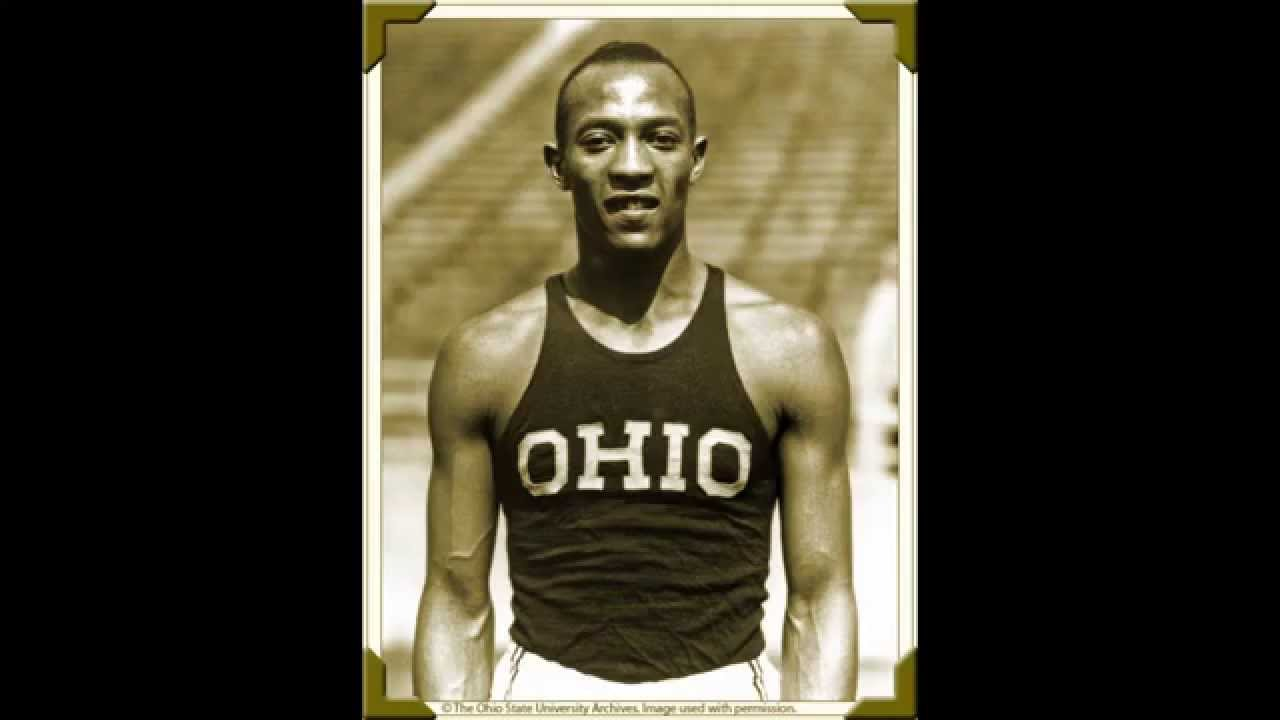 Jesse Owens A Short Biography Youtube