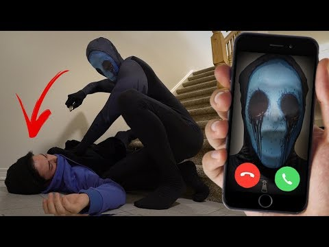 CALLING EYELESS JACK ON FACETIME AT 3 AM!! *HE TRANSFORMED ME*