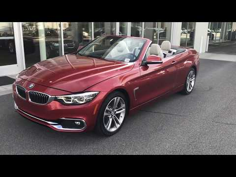2018 BMW. 430I CONVERTIBLE / WALKAROUND / CAR REVIEW / 18IN WHEELS / BMW OF OCALA