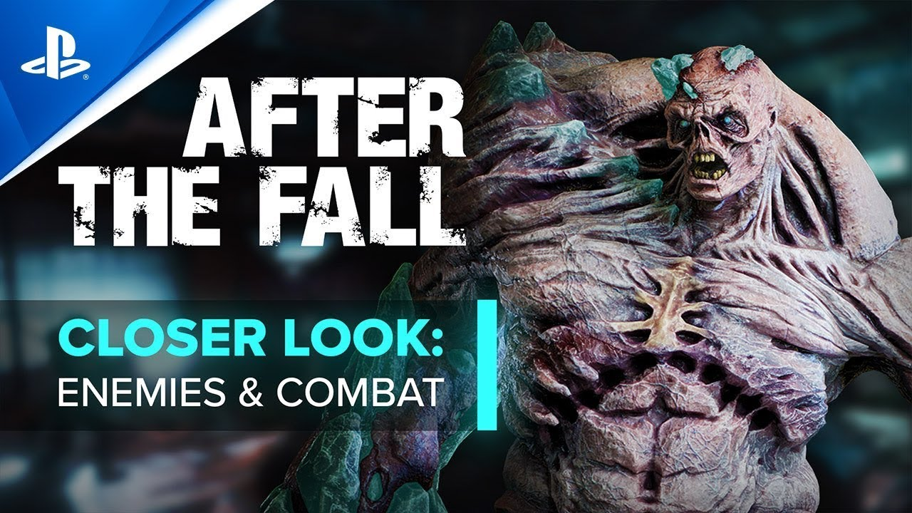 After the Fall - Closer Look: Enemies & Combat | PS VR