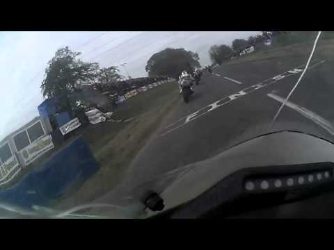 Tandragee onboard supersport race 2014