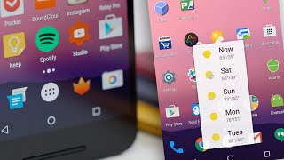 3D touch в Android N - Shortcuts