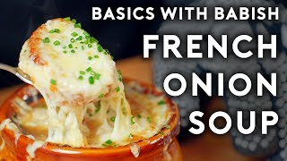 French Onion Soup | Baṡics with Babish