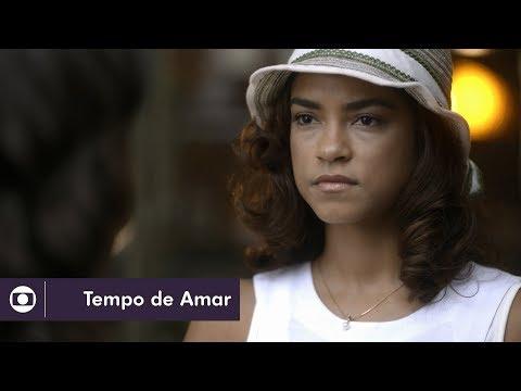 Tempo de Amar: capítulo 100 da novela, segunda, 22 de janeiro, na Globo