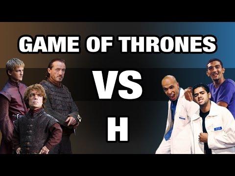 game of thrones vs h - wtm