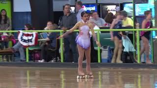 Aashita Joshi - 2018 Elementary Girls Rollerdome Spring Invitational