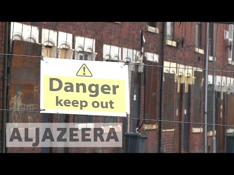 UK: Anxiety in Stoke-on-Trent as Brexit looms