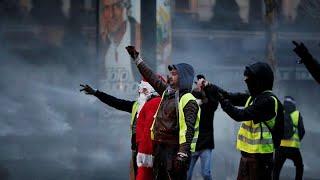 Gelbwesten: Frankreich droht Ärger mit der EU