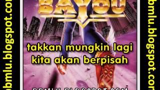 Bayou - Hanya Dirimu (karaoke) | LIRIKMUSIK10