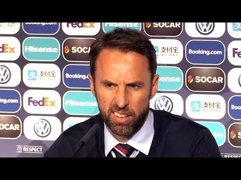 Gareth Southgate Post Match Press Conference - Netherlands 3-1 England -Nations League Semi-Final