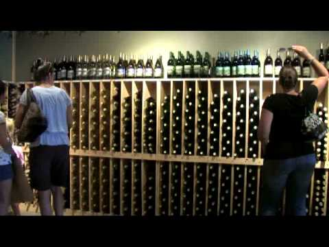 Wisconsin Winery Tour - Hook Stone Winery, Hayward, WI