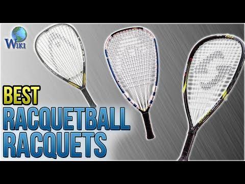 10 Best Racquetball Racquets 2018