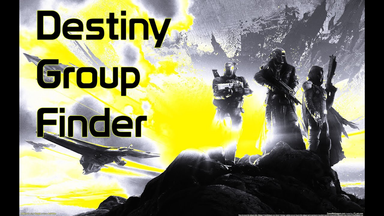 destiny 2 how to find raid group