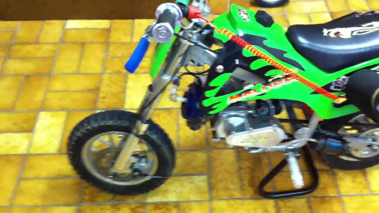 Pocketbike Tuning Youtube