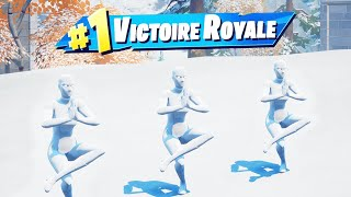 Ce SKIN te RENDRA INVISIBLE sur FORTNITE !