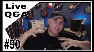 Q&A Live # 90 Should you have a baby or buy more gear?
