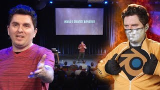 Download Captain Disillusion: World's Greatest Blenderer - Live at the Blender Conference 2018 Mp3 and Videos