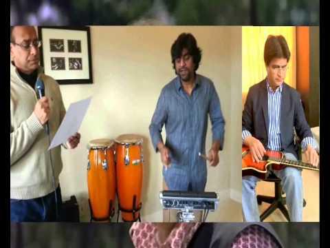 Jaane Jaan Dhundta Phir Raha - Vivek, Alok and Jeetendra
