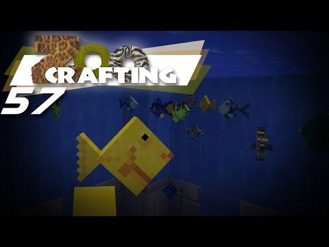 Wyntr Loves| Zoo Crafting |57| Aquarium!