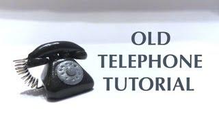 Tutorial - Rotary Dial Telephone