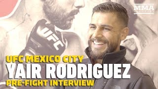 Yair Rodriguez Talks Jeremy Stephens, Long Layoff, Tough Edgar Loss, More - MMA Fighting