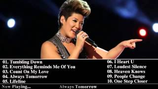 ▶ Tessanne Chin   Count on My Love 2014 Full Album