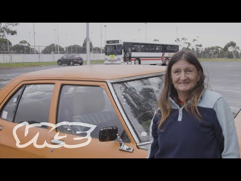 My Car, My Castle: A Homeless Artist and Her Holden