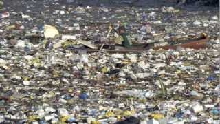 Great Pacific Garbage Patch - Ocean Pollution Awareness