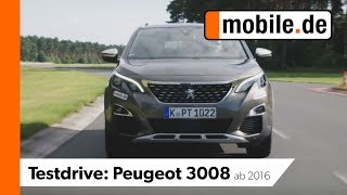 Peugeot 3008 ab 2017 |  mobile.de TestDrive