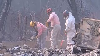 71 Killed, over 1,000 Remain Missing in California Wildfires
