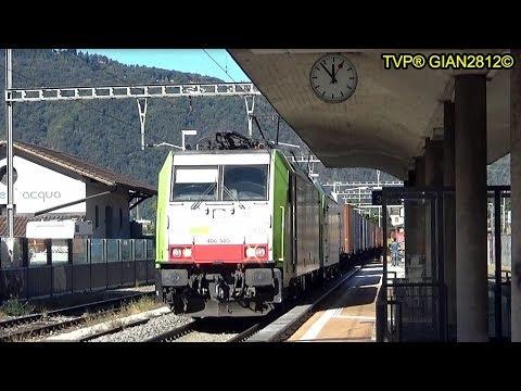 Int'l Fall Trains in Swizerland   1st part