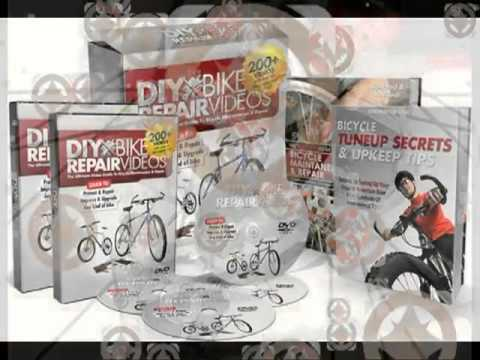 how to make a homemade bicycle repair stand