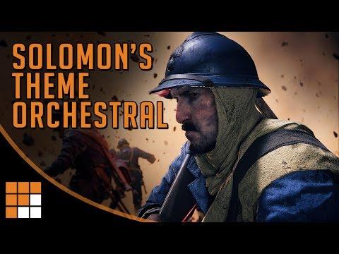 Solomon's Theme: Battlefield 3 OST (Orchestral Version) Mp3