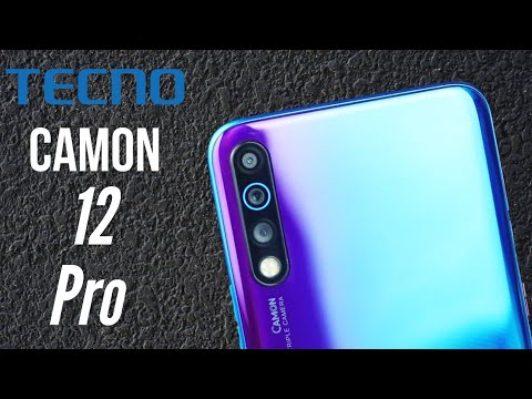 Tecno Camon 12 Pro Review! Best Phone to buy