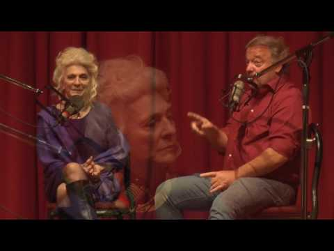 Judy Collins Live Interview with FM Odyssey's Fred Migliore   Part 3